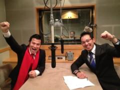 アントニオ小猪木 公式ブログ/ラジオ日本での収録1 画像1