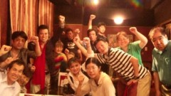 アントニオ小猪木 公式ブログ/聾唖者とパーティー 画像1
