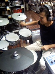 アントニオ小猪木 公式ブログ/ドラム 画像1
