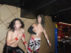 アントニオ小猪木 公式ブログ/タッグ二冠王同士のシングル戦! 画像1