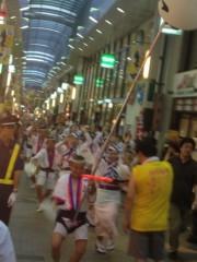 アントニオ小猪木 公式ブログ/高円寺の阿波踊り1 画像1