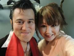 アントニオ小猪木 公式ブログ/歌手の相澤めぐみ登場! 画像1