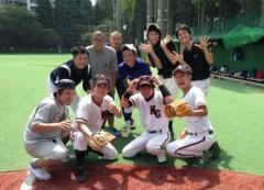 アントニオ小猪木 公式ブログ/接戦草野球! 画像1