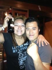 アントニオ小猪木 公式ブログ/東京グラン会で司会! 画像1