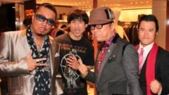 アントニオ小猪木 公式ブログ/阪急メンズ館パーティーにて 画像1