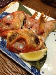 アントニオ小猪木 公式ブログ/山形焼魚 画像1