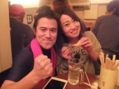 アントニオ小猪木 公式ブログ/新旧チャンピオン同士! 画像1