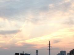 アントニオ小猪木 公式ブログ/バカヤローな夕焼け空 画像1
