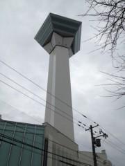 アントニオ小猪木 公式ブログ/函館五稜郭タワーへ 画像1