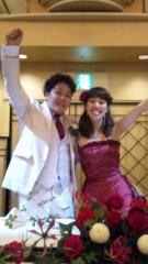 アントニオ小猪木 公式ブログ/赤プル結婚式 画像1