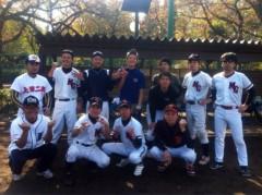 アントニオ小猪木 公式ブログ/秋色草野球 画像1