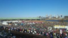 アントニオ小猪木 公式ブログ/ 谷川真理マラソン2012開催 画像1