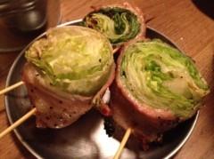 アントニオ小猪木 公式ブログ/キャベツ肉巻き! 画像1