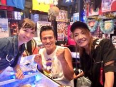 アントニオ小猪木 公式ブログ/Tomo_Yoも来店! 画像1