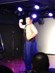 アントニオ小猪木 公式ブログ/筋肉漫談ぶるうたすさん 画像1