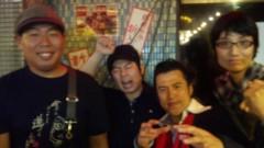 アントニオ小猪木 公式ブログ/帰京し芸人らと合流 画像1