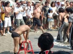 アントニオ小猪木 公式ブログ/炎天下地獄の闘い 画像1