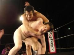 アントニオ小猪木 公式ブログ/シングルトーナメント1回戦 画像1