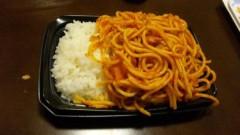 アントニオ小猪木 公式ブログ/パスタ丼 画像1