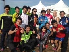 アントニオ小猪木 公式ブログ/2013年の3kmを完走! 画像1