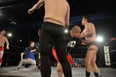 アントニオ小猪木 公式ブログ/記念試合が泥試合ドロー!? 画像1