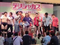 アントニオ小猪木 公式ブログ/雨の赤坂サカス無事終了! 画像1