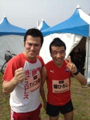アントニオ小猪木 公式ブログ/幻の五輪ランナー 画像1