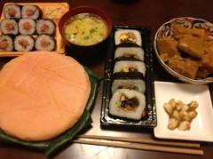 アントニオ小猪木 公式ブログ/富山の土産ます寿司 画像1