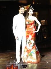 アントニオ小猪木 公式ブログ/夏美れい結婚式 画像1