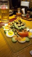 アントニオ小猪木 公式ブログ/ゴーヤサラダ 画像1