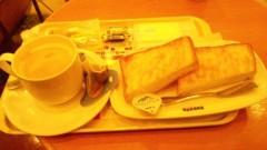 アントニオ小猪木 公式ブログ/シンプルなトースト 画像1