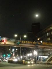 アントニオ小猪木 公式ブログ/明治神宮の月 画像1