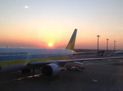 アントニオ小猪木 公式ブログ/またまた羽田空港へ 画像1