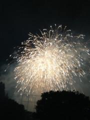 アントニオ小猪木 公式ブログ/神宮外苑花火大会の花火3 画像1