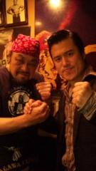 アントニオ小猪木 公式ブログ/天龍戦を報告 画像1