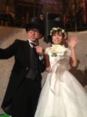 アントニオ小猪木 公式ブログ/イーグル溝神結婚式! 画像1
