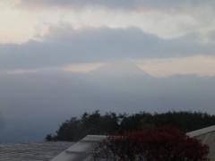 アントニオ小猪木 公式ブログ/温泉と雲と富士山 画像1