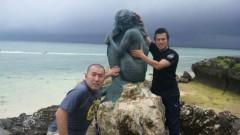 アントニオ小猪木 公式ブログ/南国の海 画像1