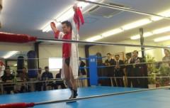 アントニオ小猪木 公式ブログ/ボクシングジムでの写真 画像1
