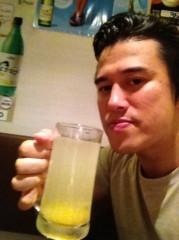 アントニオ小猪木 公式ブログ/夏にホットゆず茶 画像1