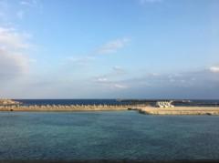 アントニオ小猪木 公式ブログ/沖永良部島の海の写真! 画像1