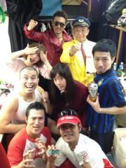 アントニオ小猪木 公式ブログ/東京に戻ってすぐ仕事! 画像1