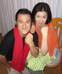 アントニオ小猪木 公式ブログ/真山葉瑠さん 画像1