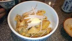 アントニオ小猪木 公式ブログ/豚丼食べて反省会 画像1