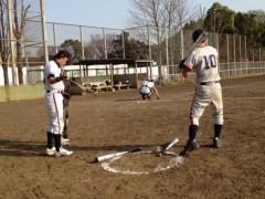 アントニオ小猪木 公式ブログ/2013年初の草野球 画像1
