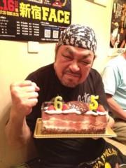 アントニオ小猪木 公式ブログ/カブキさん65歳! 画像1