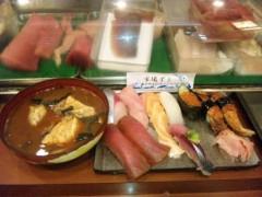 アントニオ小猪木 公式ブログ/なにわの寿司 画像1