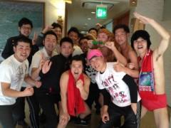 アントニオ小猪木 公式ブログ/姫路で仕事みんなと写真! 画像1