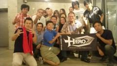 アントニオ小猪木 公式ブログ/HERO上映会 画像1