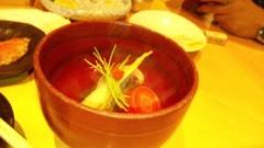 アントニオ小猪木 公式ブログ/スッポンスープ 画像1